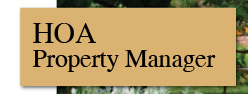 HOA Property Manager